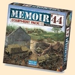 Mémoire 44 - Equipment pack