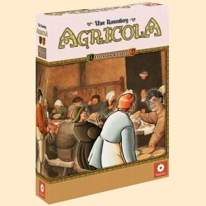 Agricola : Extension Belgique