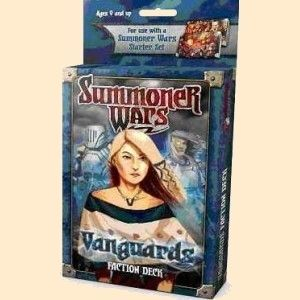 Summoner Wars - les avangardes - Faction deck