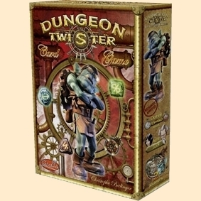 Dungeon Twister - Le jeu de cartes