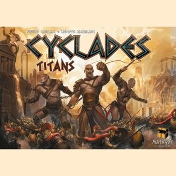 Cyclades : extension Titans