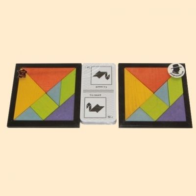 Tangram Speed couleur