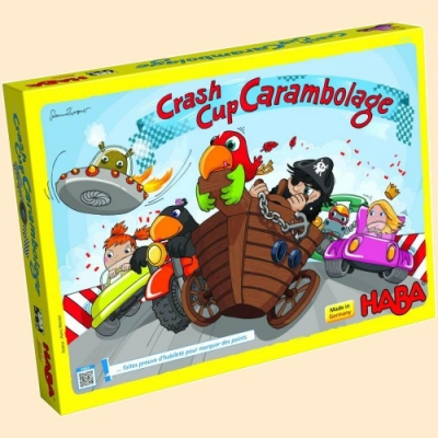 Crash Cup Carambolage