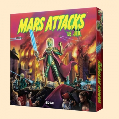 Mars Attacks - Le Jeu