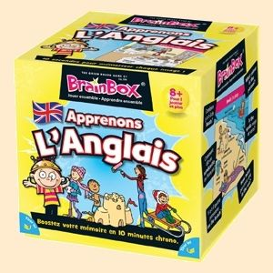 BrainBox Apprenons l'anglais