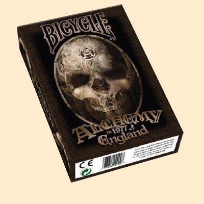 Cartes Bicycle Alchemy