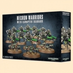 W40K : Necron Warriors