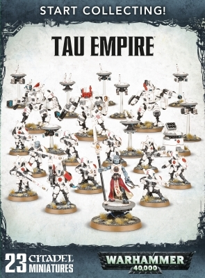W40K : Tau Empire Start Collecting