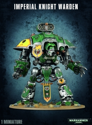 W40K : Imperial Knight Warden