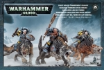 W40K : Space Wolves Thunderwolf Cavalery