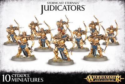 WAoS : Stormcast Judicators