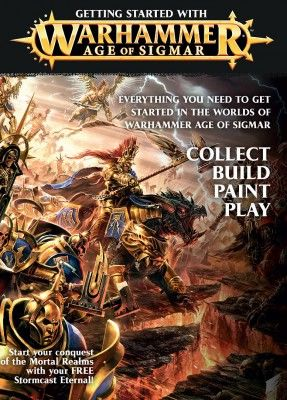 WAoS : Commencer avec Warhammer Age of Sigmar