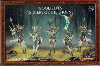 WAoS : Sisters of the Thorn