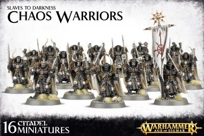 WAoS : Slaves to Darkness Chaos Warriors