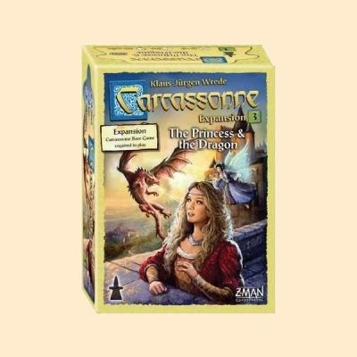 Carcassonne - Princesses et Dragons
