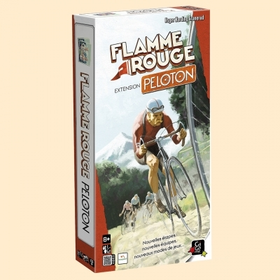 Flamme Rouge - Extension Peleton
