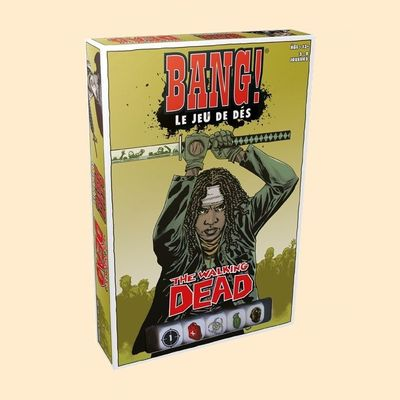 Bang - Le jeu de dés (Walking Dead)