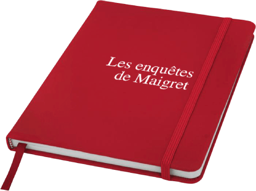 Cadeau 2 Un carnet de notes exclusif