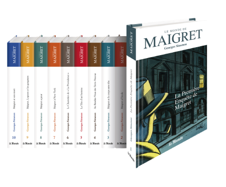 Collection Le Monde de Maigret