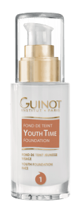 Guinot Youth Time n°1 fond de teint soin Jeunesse pot 30 ml