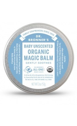 Dr. Bronner's Magic Balm Bio Non Parfumé