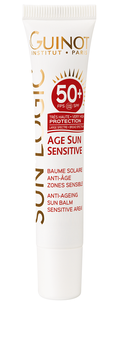 Guinot Age Sun Sensitive spf 50+ Baume Solaire Anti-Age 15 ml