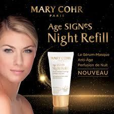 Mary Cohr Age Sign's Night Refill 50 ml
