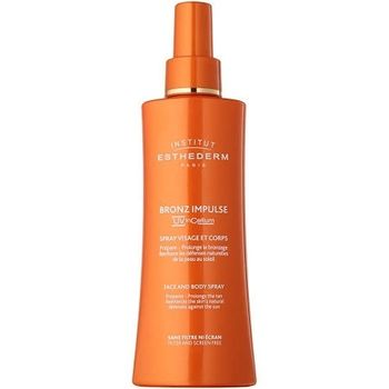 Esthederm Bronz Impulse UV inCellium Bronzant Spray Visage et Corps 150 ml