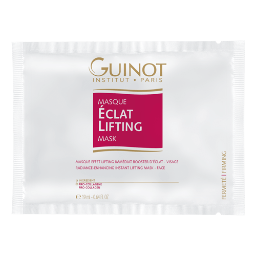Guinot Masque Eclat Lifting Lift raffermissant éclat visage masque 1 Sachet 19ml / 0,64 fl.oz.