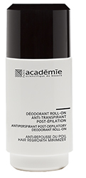 Académie Déodorant anti-repousse post épilation 50 ml