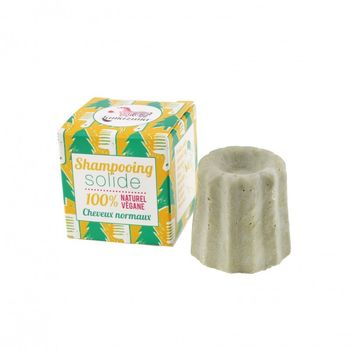 Lamazuna Shampooing Solide Cheveux Normaux 55g