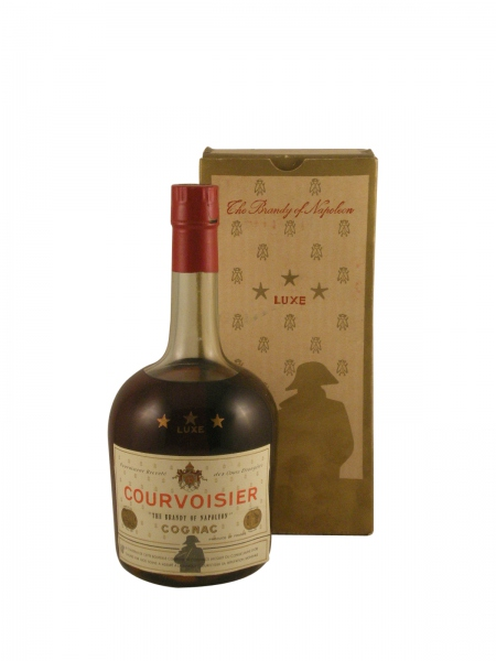 "Courvoisier ""The Brandy of Napoleon"" *** Luxe"