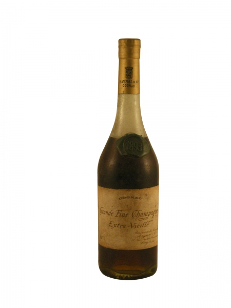 """Raynal """"Grande Fine Champagne"""" Extra Vieille 1893"""