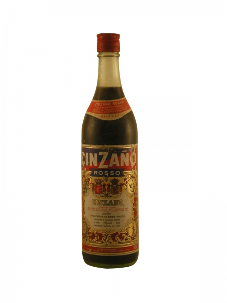 Cinzano Vermouth rouge