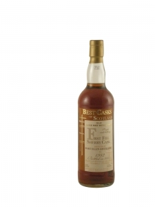 "Port Ellen ""First Fill Sherry Cask"" 1982"