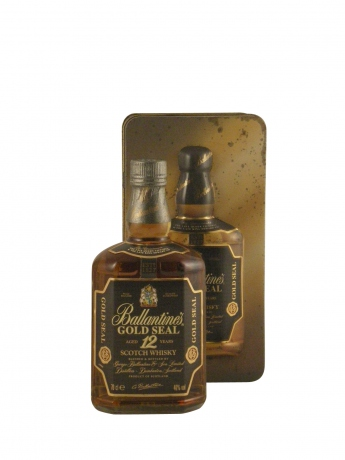Ballantine's Gold Seal 12 years