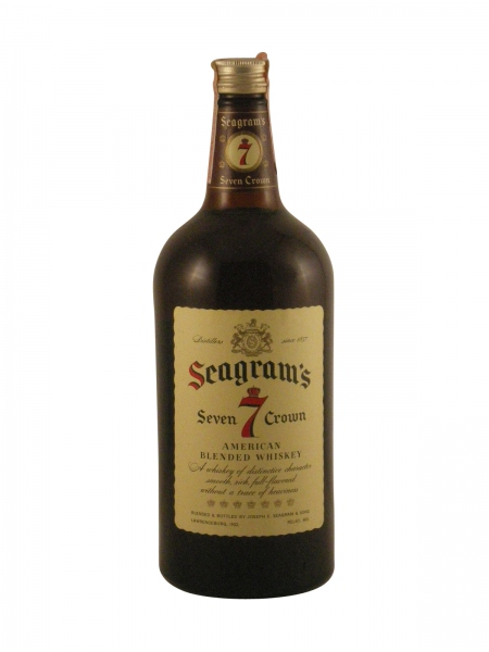 Seagram's Seven Crown