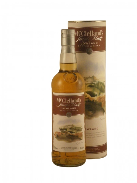 Mc Clelland's Single Malt Lowland