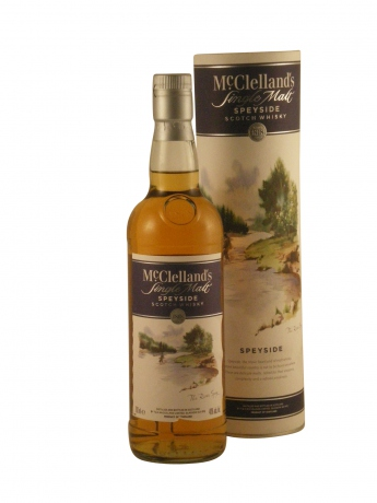 Mc Clelland's Single Malt Speyside