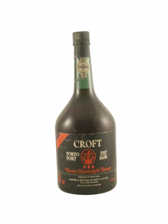 Croft Three Diamonds Tawny