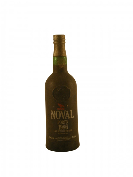 Quinta Do Noval LBV 1986