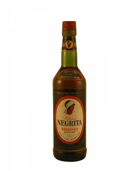 Bardinet Negrita Old Nick