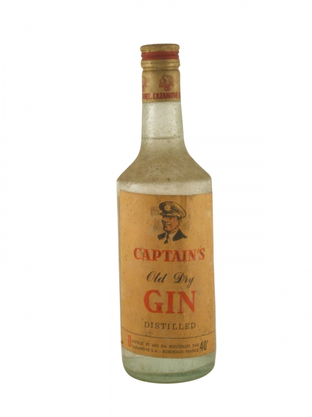Captain's Old Dry