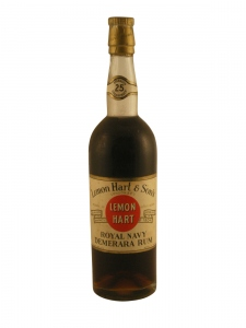 Lemon Hart Royal Navy Demerara Rum