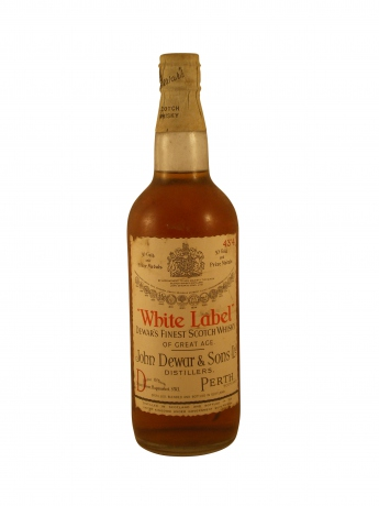 Dewar White Label