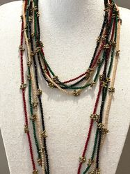 SCATTERED BELLS Collier SAUTOIR