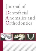Journal of Dentofacial Anomalies and Orthodontics