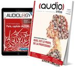 Package Audio infos et Audiology infos - 1 an