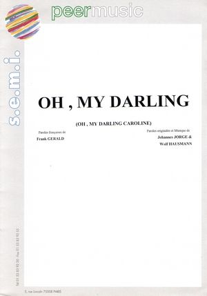 Oh, My Darling (Oh, My Darling Caroline)