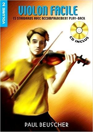 Violon facile vol.2 + CD Play-Back